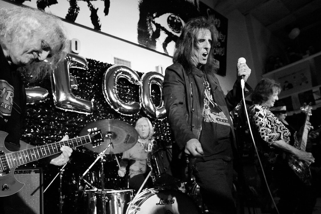 Alice Cooper Live From the Astroturf documentary