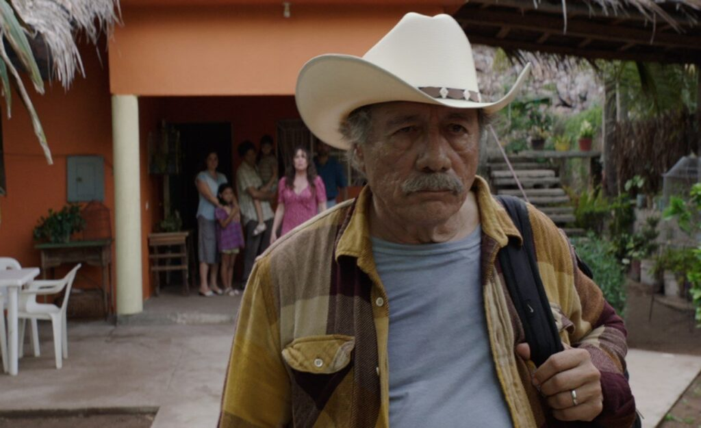 Edward James Olmos in Windows on the World