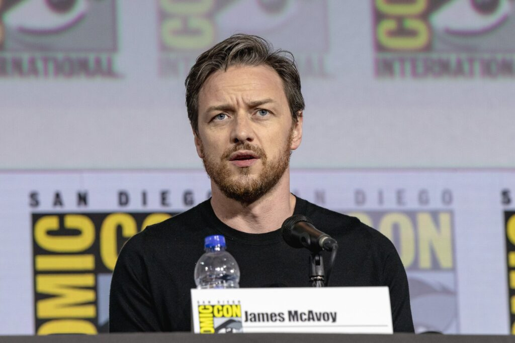 james mcavoy sdcc 2019