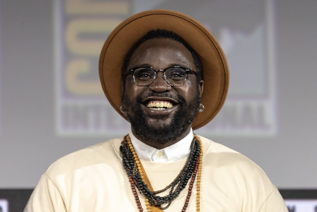 brian tyree henry sdcc 2019
