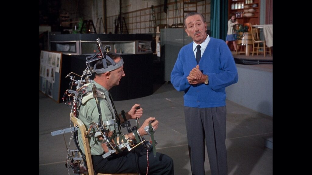 The Imagineering Story, debuting exclusively on Disney+