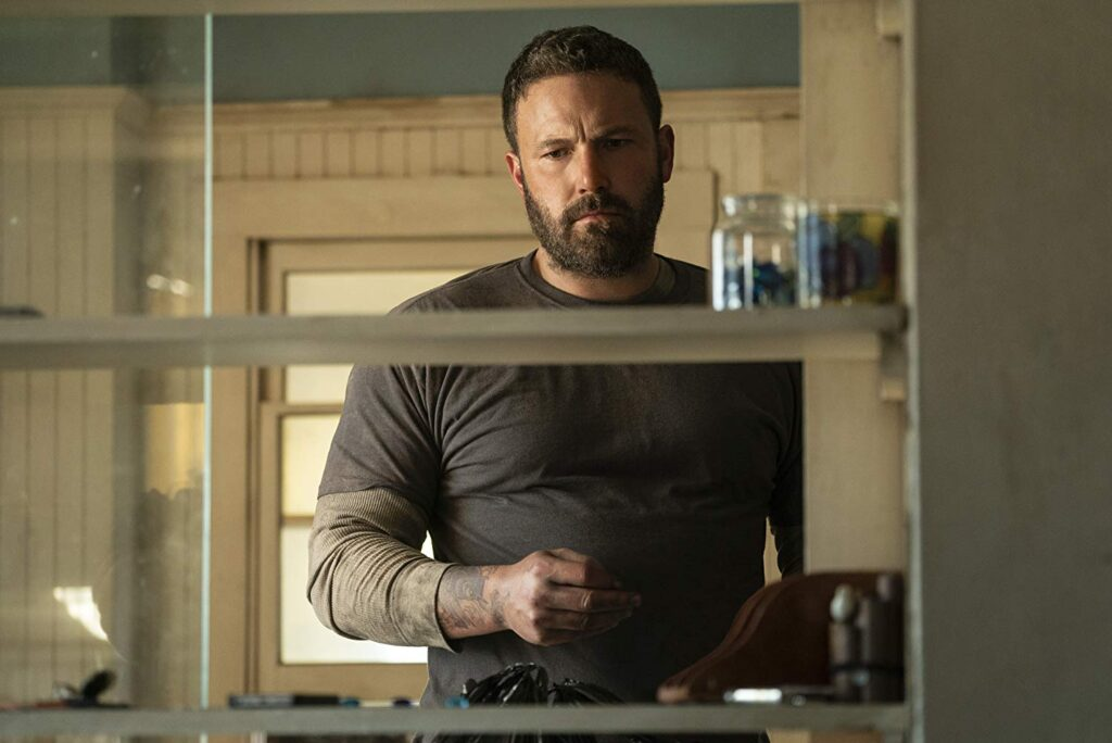 Ben Affleck in The Way Back