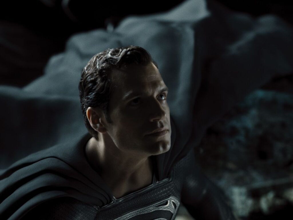 Superman (Henry Cavill) in Zack Snyder's Justice League
